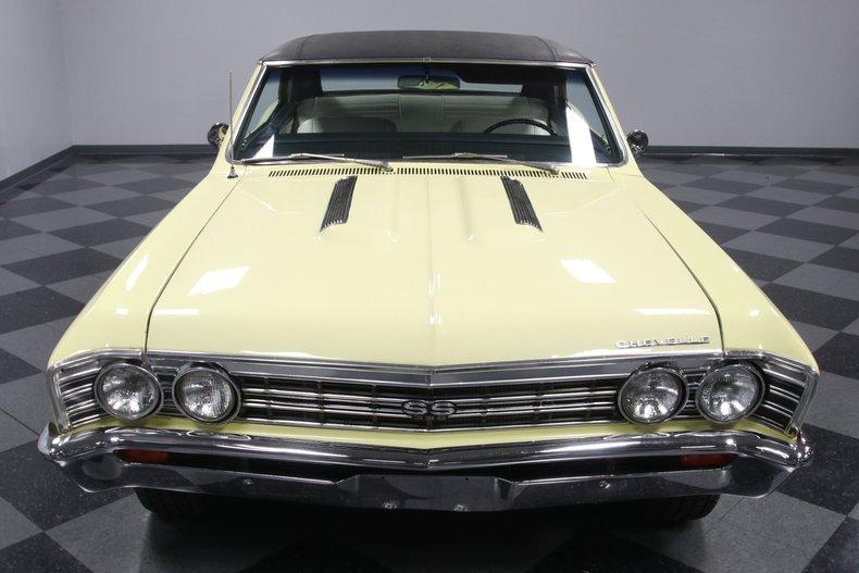 1967 Chevrolet Chevelle 21