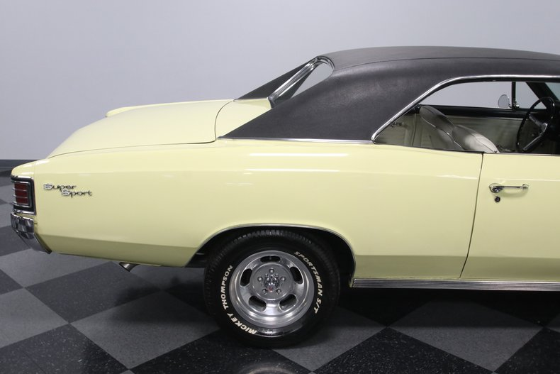 1967 Chevrolet Chevelle 34
