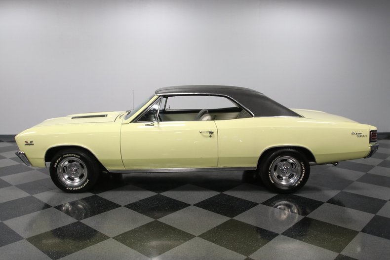 1967 Chevrolet Chevelle 25