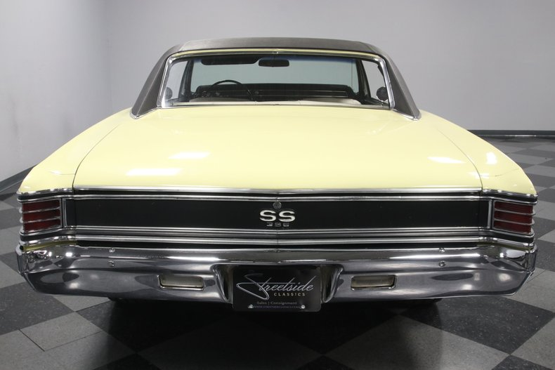 1967 Chevrolet Chevelle 11