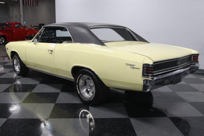 1967 Chevrolet Chevelle 9