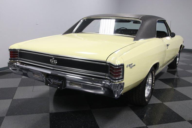 1967 Chevrolet Chevelle 12
