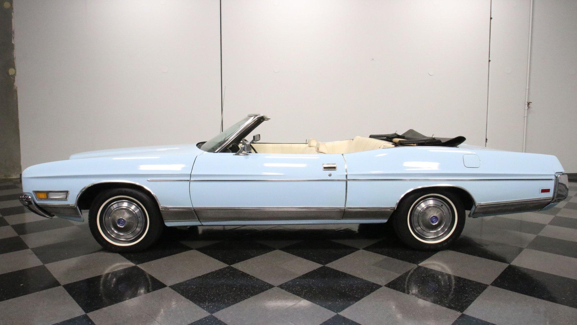 1972 ford ltd convertible