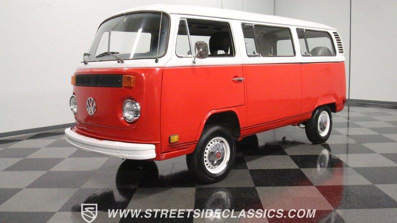 1977 Volkswagen Bus For Sale