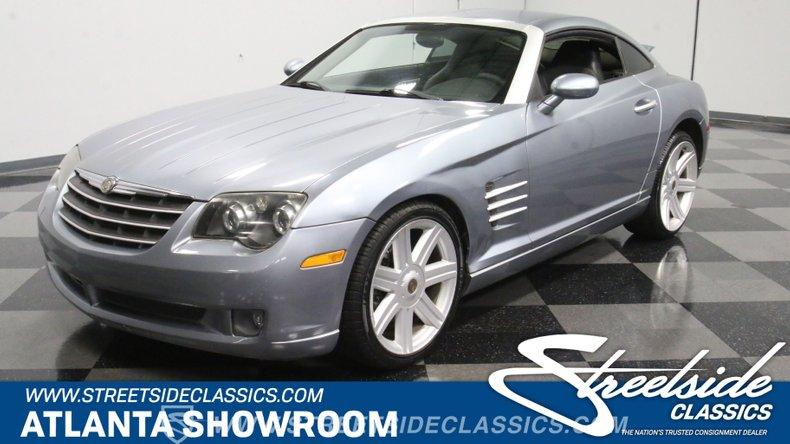 For Sale: 2004 Chrysler Crossfire
