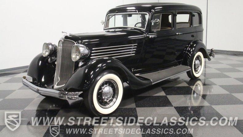 For Sale: 1934 Chrysler Sedan