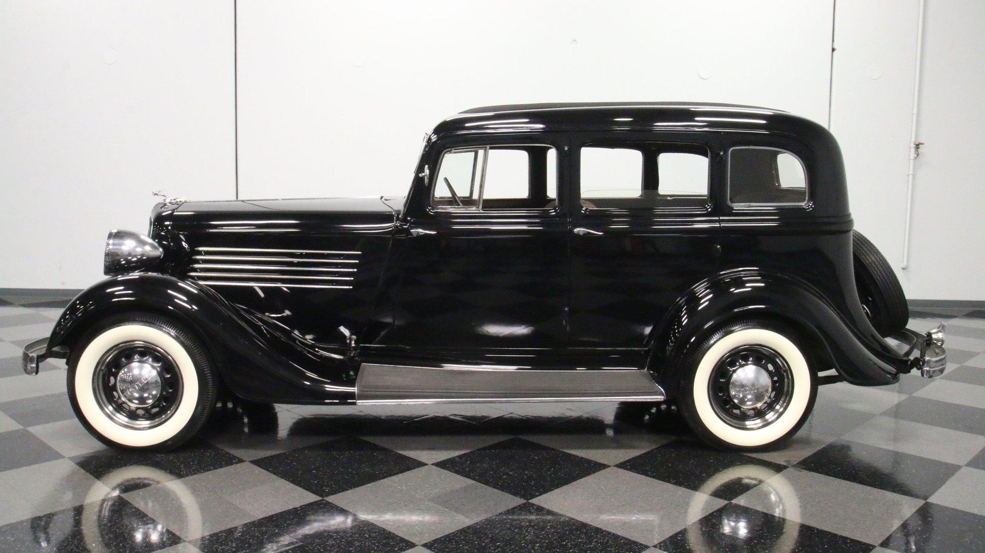 1934 chrysler sedan ca