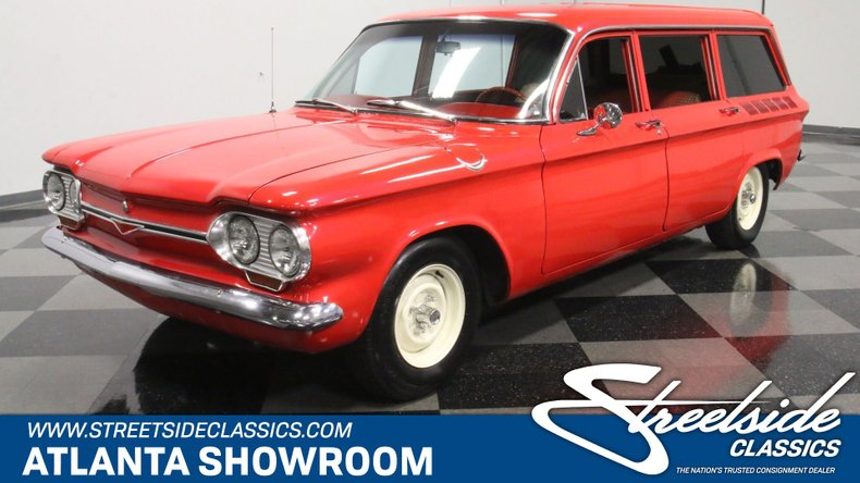 For Sale: 1961 Chevrolet Corvair