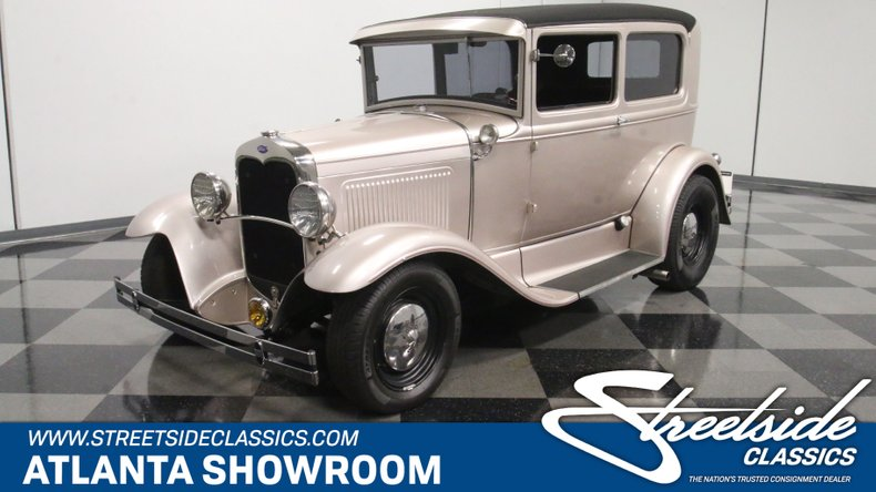 For Sale: 1930 Ford Tudor