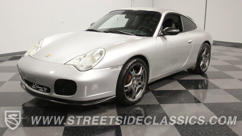 For Sale: 2002 Porsche Carrera