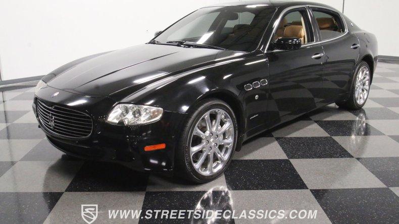 2006 Maserati Quattroporte For Sale