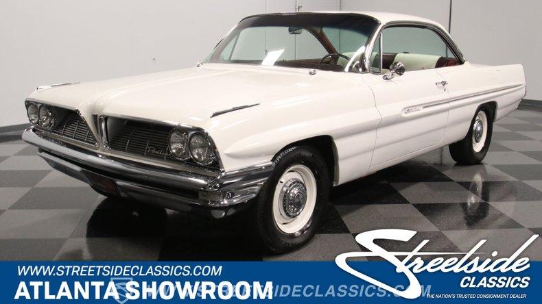 1961 Pontiac Catalina For Sale