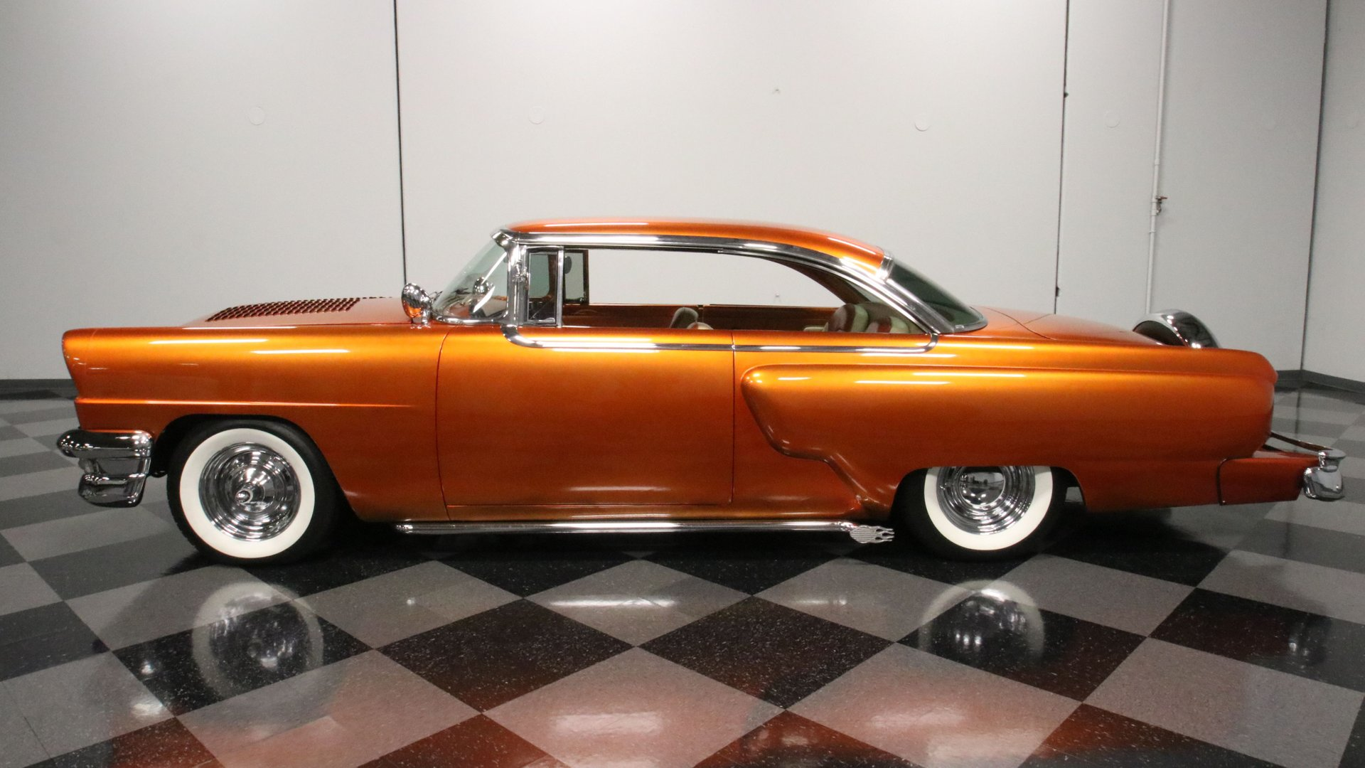1955 mercury montclair lead sled