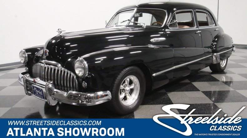 For Sale: 1946 Buick Roadmaster
