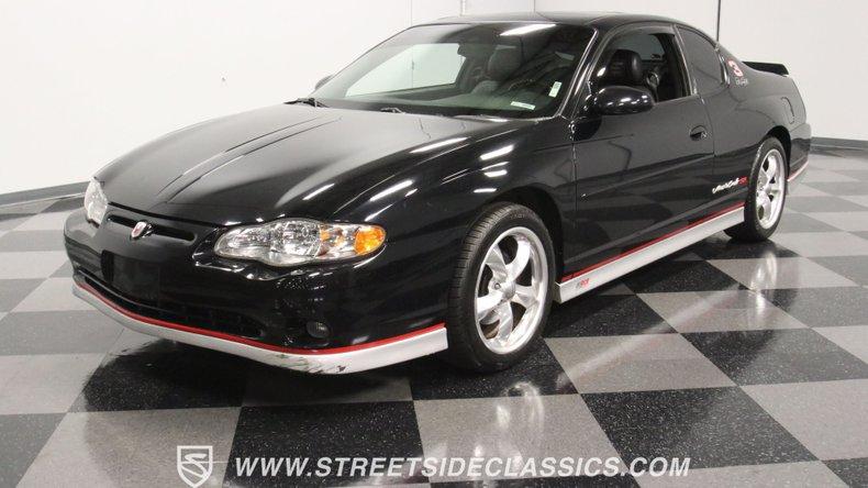 For Sale: 2002 Chevrolet Monte Carlo