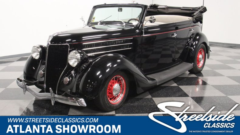 For Sale: 1936 Ford Sedan