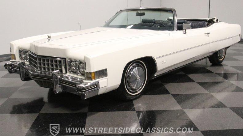 For Sale: 1973 Cadillac Eldorado