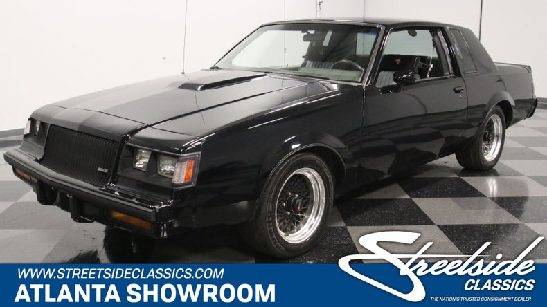 For Sale: 1985 Buick Grand National