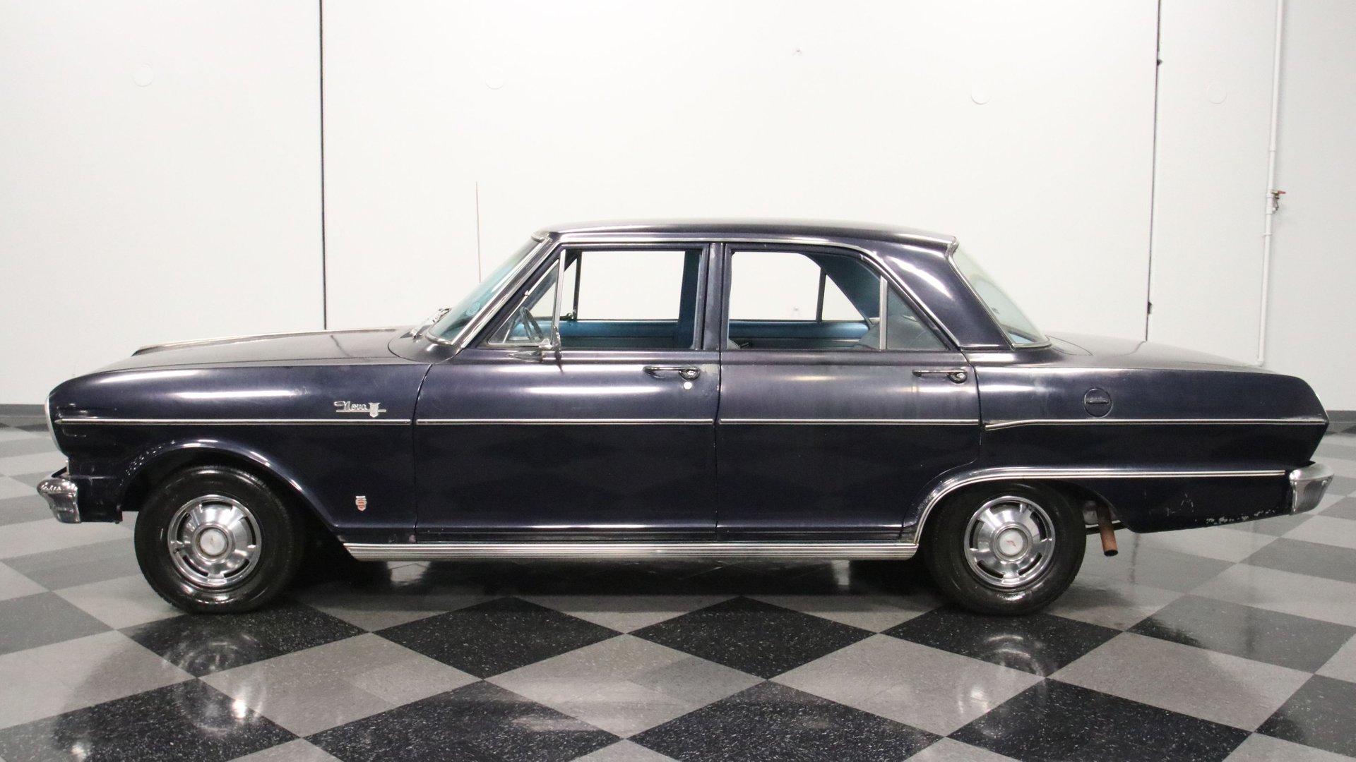 1964 chevrolet nova chevy ii