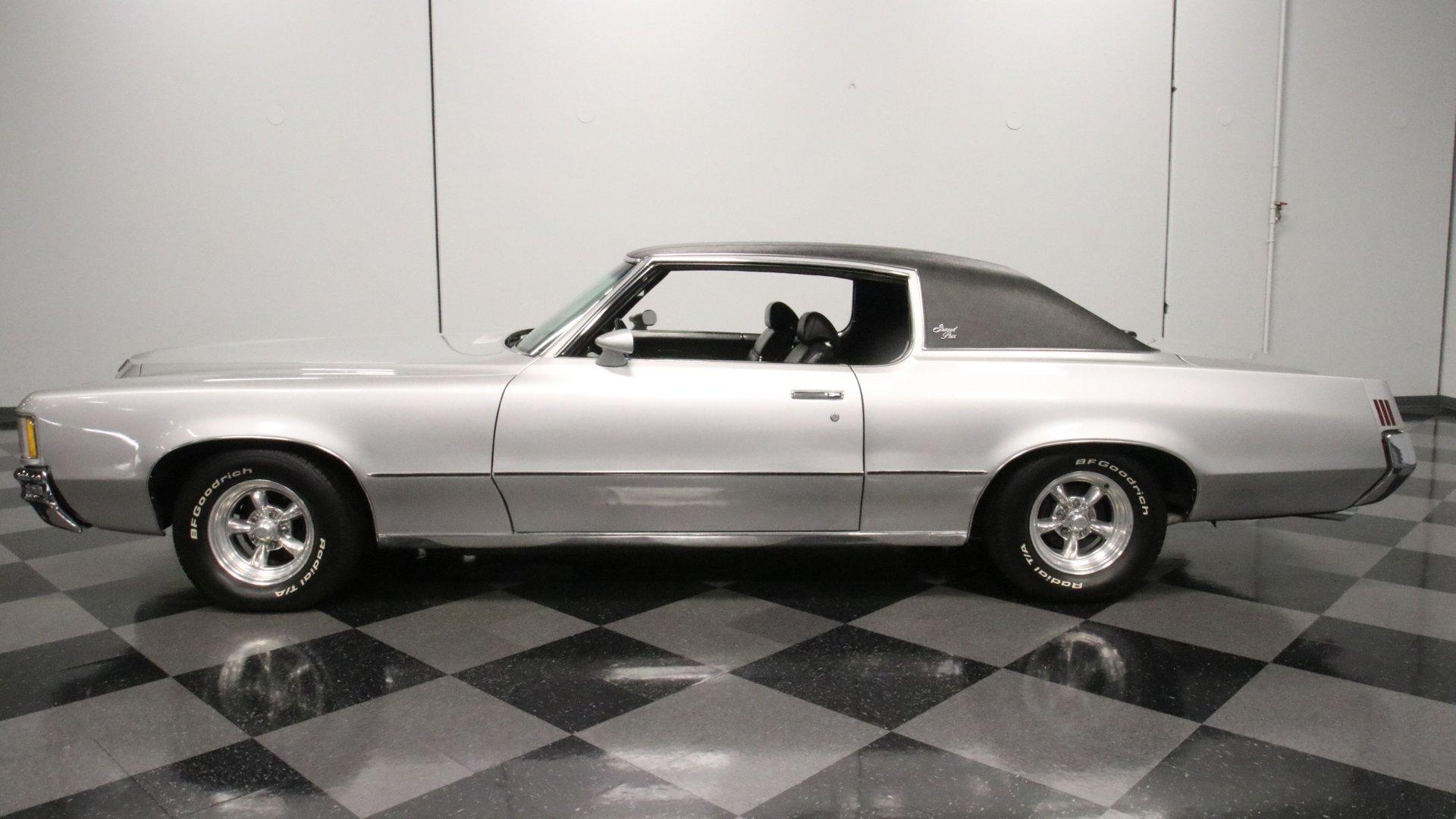 1972 pontiac grand prix model j