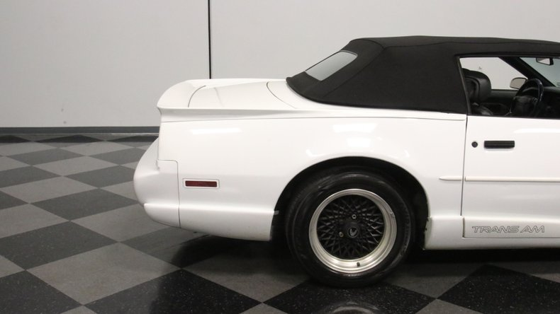 1992 Pontiac Firebird 31
