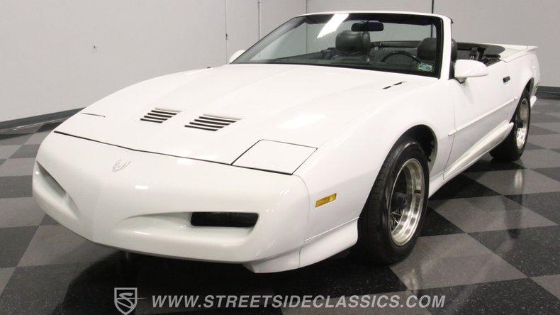 1992 Pontiac Firebird 5