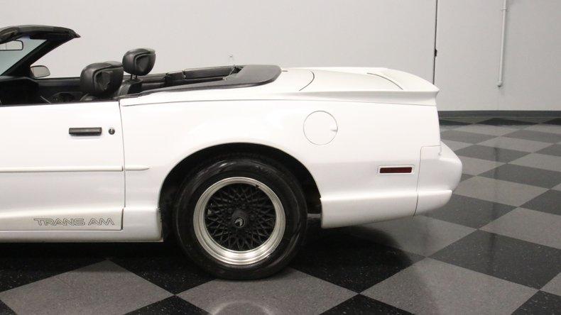 1992 Pontiac Firebird 25