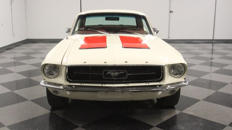 1967 Ford Mustang 20