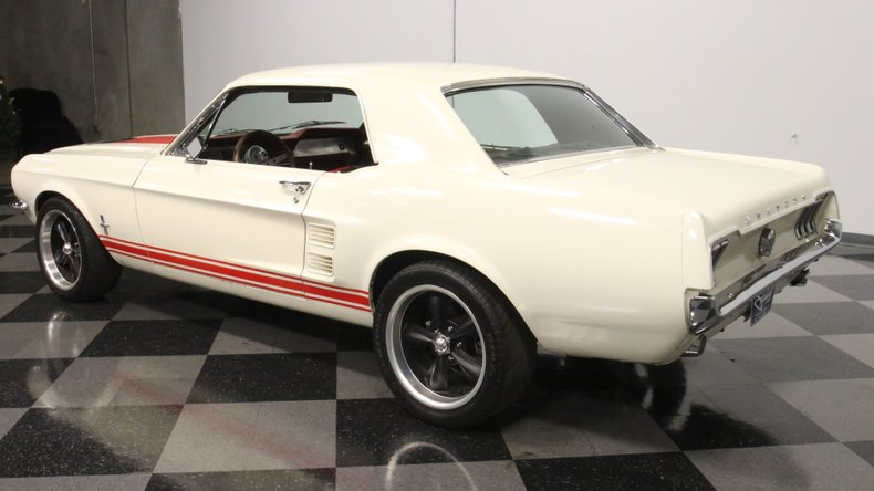 1967 Ford Mustang 9