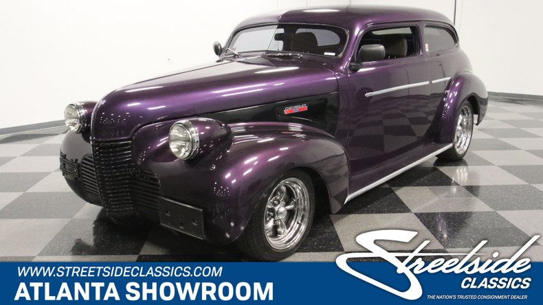 For Sale: 1940 Chevrolet Sedan