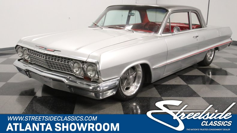 For Sale: 1963 Chevrolet Biscayne