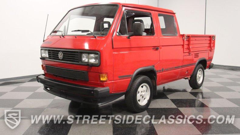 For Sale: 1990 Volkswagen Transporter