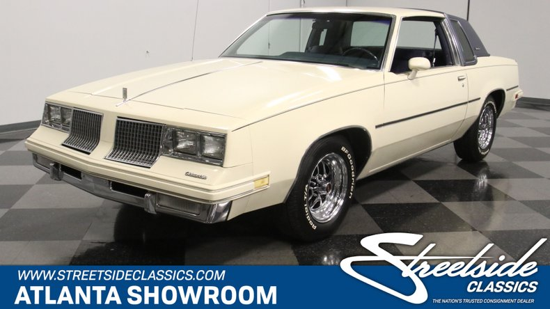 For Sale: 1983 Oldsmobile Cutlass