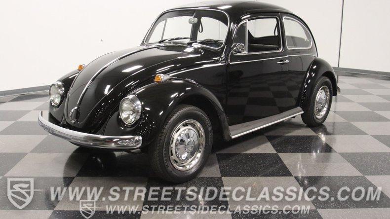 1967 Volkswagen Beetle 1