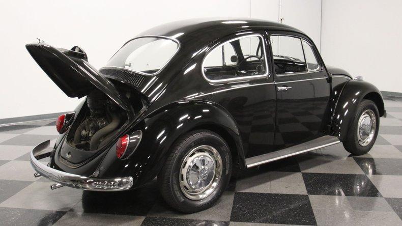 1967 Volkswagen Beetle 38