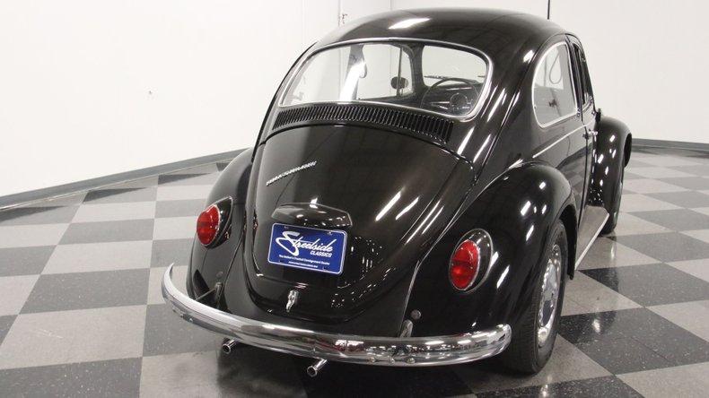 1967 Volkswagen Beetle 12