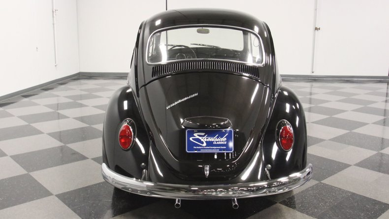 1967 Volkswagen Beetle 11