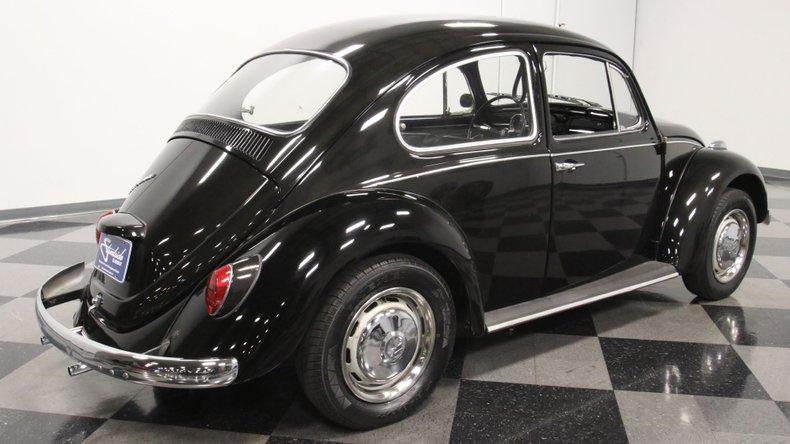1967 Volkswagen Beetle 14