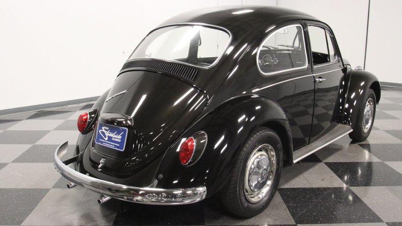 1967 Volkswagen Beetle 13