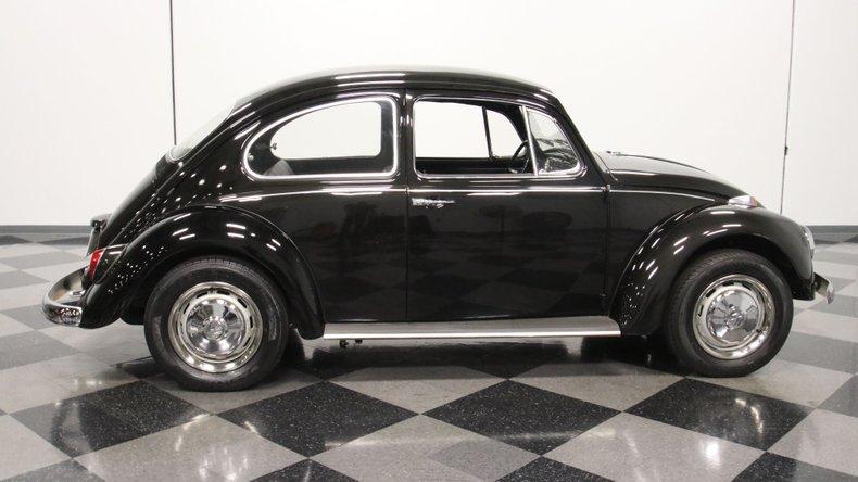 1967 Volkswagen Beetle 15