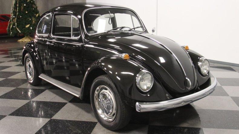 1967 Volkswagen Beetle 17