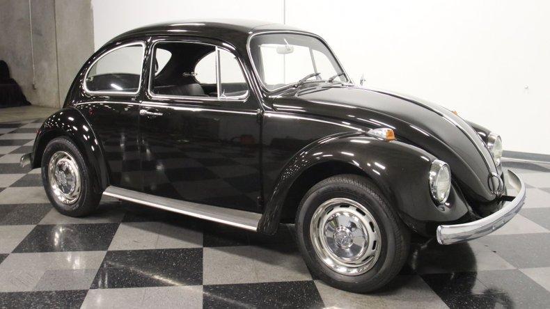 1967 Volkswagen Beetle 16