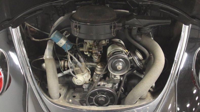 1967 Volkswagen Beetle 3
