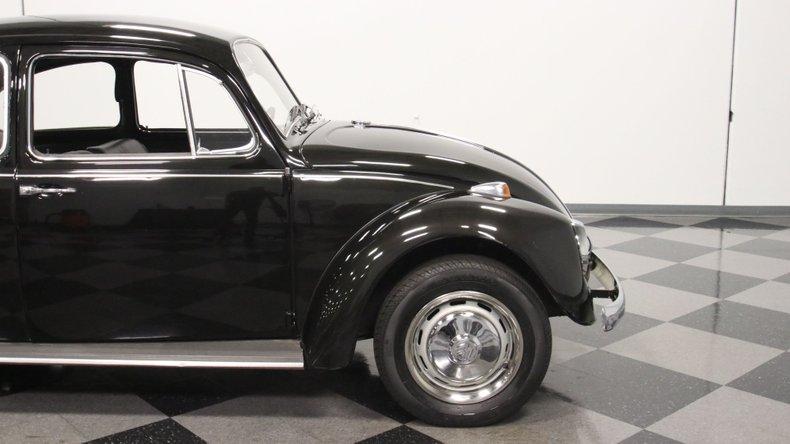1967 Volkswagen Beetle 32