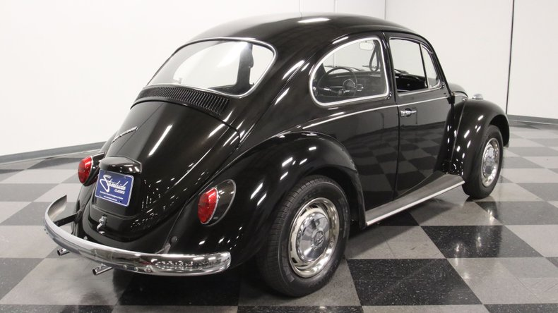 1967 Volkswagen Beetle 27