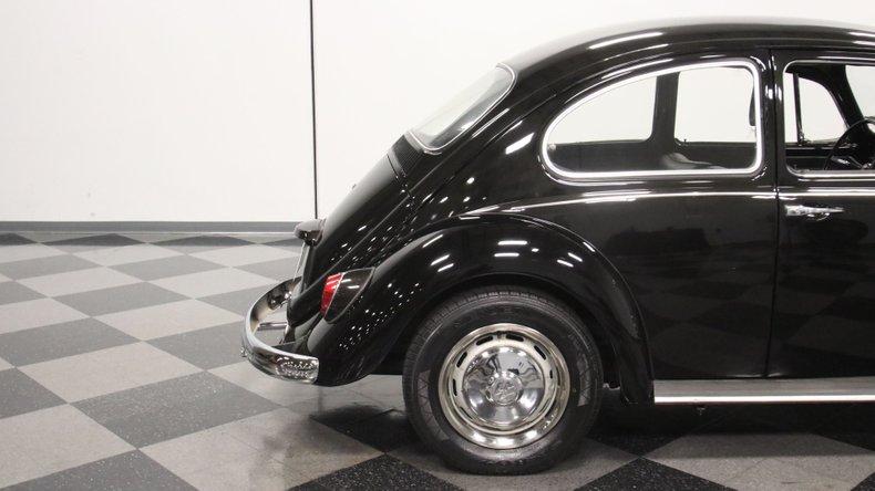 1967 Volkswagen Beetle 31
