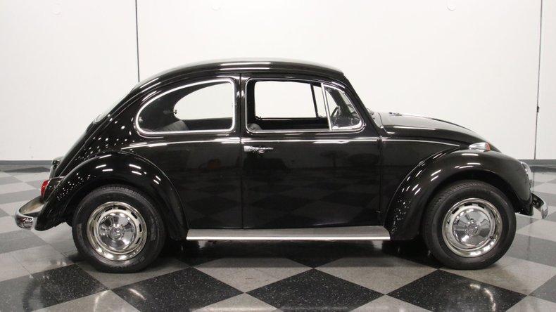 1967 Volkswagen Beetle 30