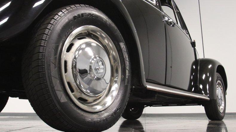 1967 Volkswagen Beetle 29