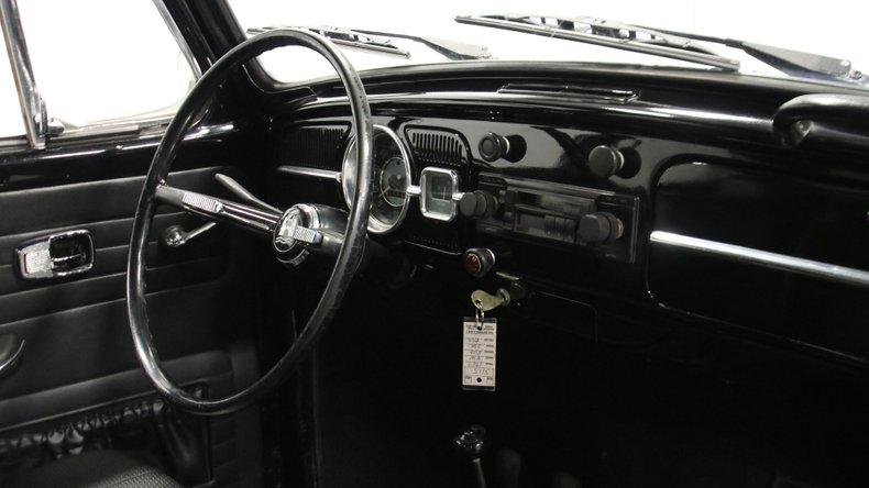 1967 Volkswagen Beetle 55