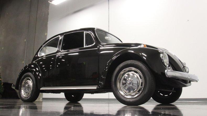 1967 Volkswagen Beetle 33